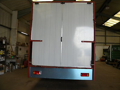 Iveco Ford Eurocargo Man Daf Rear Ramp Assembly Horsebox Horselorry Horseboxes