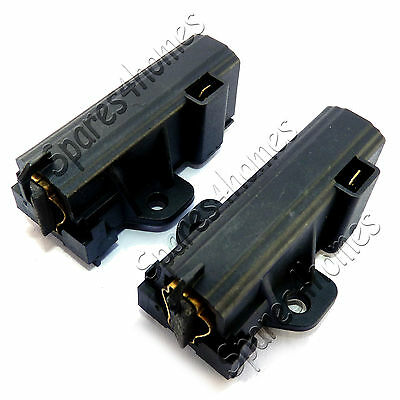 2 X Electrolux Zanussi AEG Washing Machine Sole Motor Carbon Brushes 4006020152