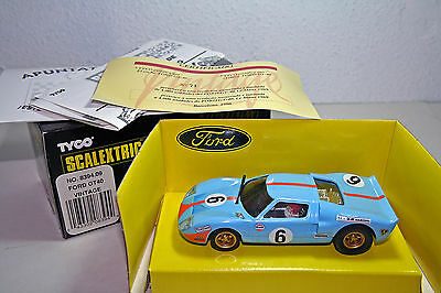 Scalextric 8394 Vintage Tyco Ford Gt Nuevo