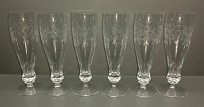 6 Theresienthal Champagne Stemware / Champagne Glasses - Concord
