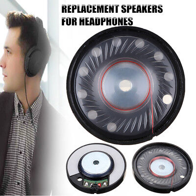 40mm Replacement Speakers Londer Parts For Bose QC15 QC3 Drivers Headphone 32ohm