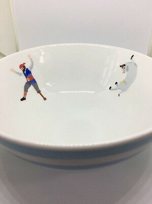Cravendale Milk Kitchen Collectables Breakfast Cereal Bowl  Pirate