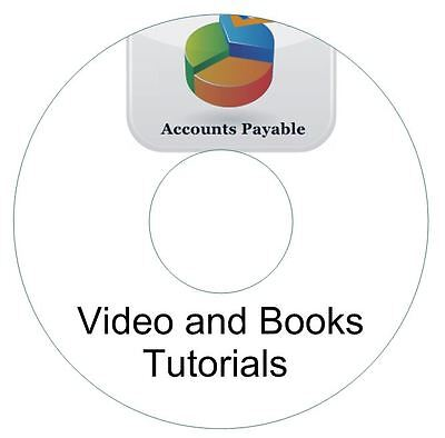 ACCOUNT PAYABLE Video and Books Training Tutorials ACCOUNT PAYABLE learn Oracle