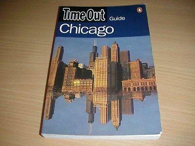 TIME OUT GUIDE CHICAGO - First Edition 2000 - Penguin Books