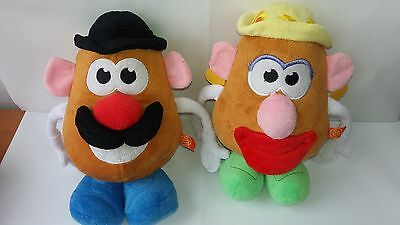 Mr And Mrs Potato Head Soft Toys Play By Play