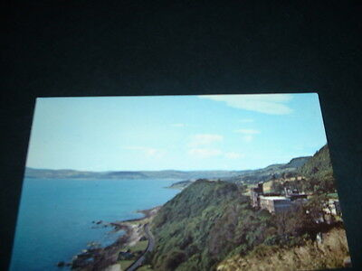 Northern Ireland Postcard  Antrim Coast Road From Garron Point