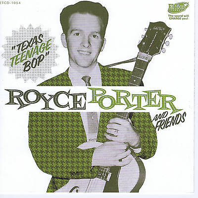 ROYCE PORTER + RAY DOGGETT - Yes I Do + Lookin' + A Woman Can Make You Blue + 3
