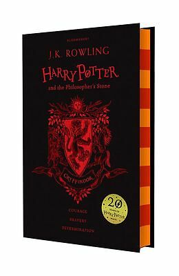 Harry Potter and the Philosopher's Stone (Gryffindor Ed) - 2017 - sent worldwide