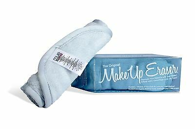 The Original MakeUp Eraser Chemical Free Cleansing Cloth Removes Makeup - Blue