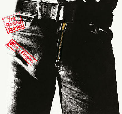 ROLLING STONES ~ STICKY FINGERS ~ 180gsm VINYL LP NEW AND SEALED
