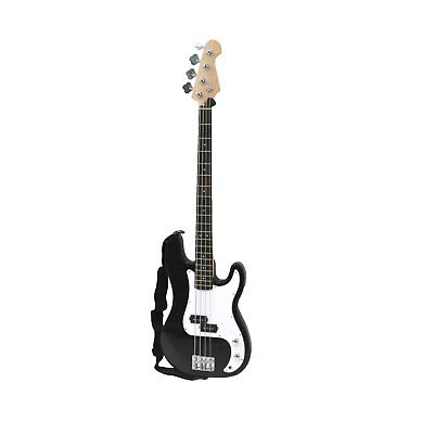 NEW! PB Precision Style Black 4 String Electric Bass Guitar