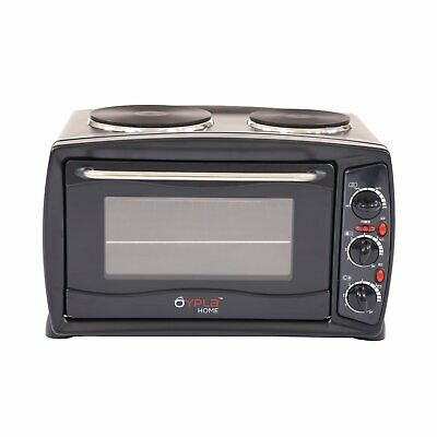 NEW! 26L Mini Oven Kitchen Mate c/w Hot Plates And Grill