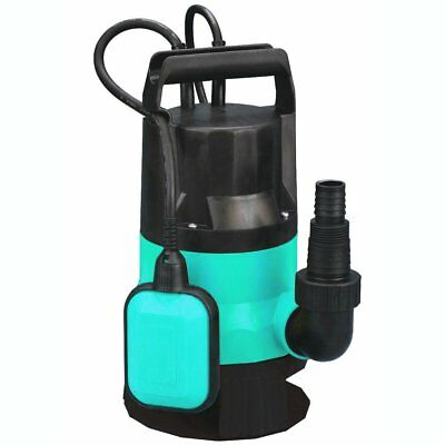 NEW Heavy Duty 450W Electric Submersible Pump for Clean or Dirty Flood Water