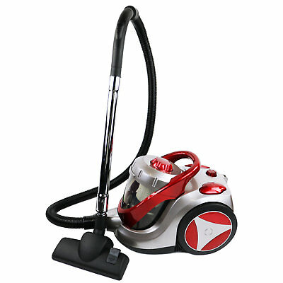 NEW! Heavy Duty 1400W Cyclonic Vacuum Hoover Cleaner