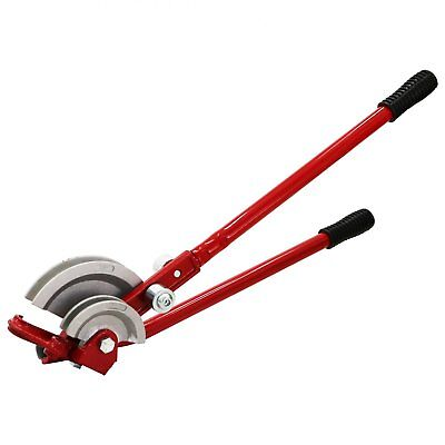 NEW Heavy Duty Plumbers Pipe Bender Tool With 15mm and 22mm Formes