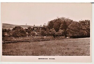RP Early DUNSCORE Birkshaw House - meadows, trees, wall, publisher J. Laurie