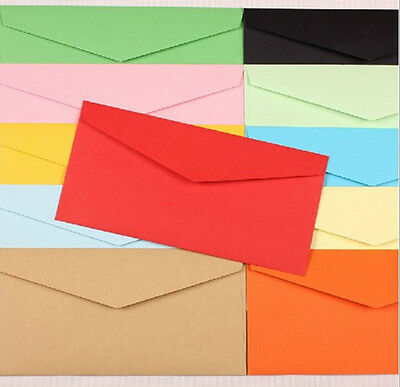 Colorful Envelopes For Greeting Cards Festival Party Invitations Or Letters Appl