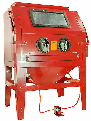 Dragway Tools® Model 260 Sandblast Sandblasting Cabinet & Dust Collector