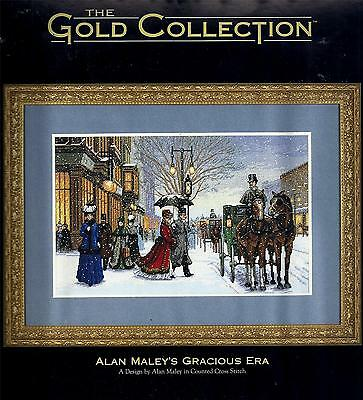Alan Maley's Gracious Era Counted Cross-Stitch Kit - Dimensions Gold Collection