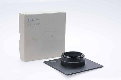Hasselblad Body (V-system) to 4x5 Sinar Camera Adapter                      #103