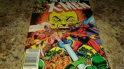The Uncanny X-Men #161 (Sep 1982, Marvel) VF/VF+...ORIGIN OF MAGNETO!!! SHARP!!!