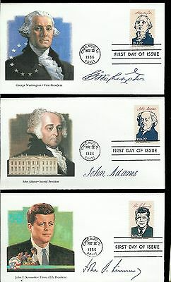 Presidents of United States Complete Ameripex Set of 40 In Fleetwood Album Nice!