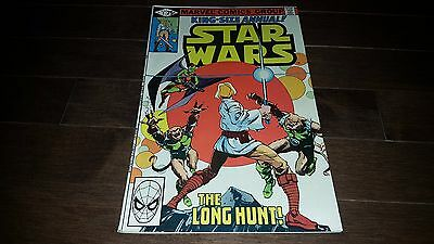 Star Wars KING SIZE Annual #1 (1979, Marvel) VF/VF+