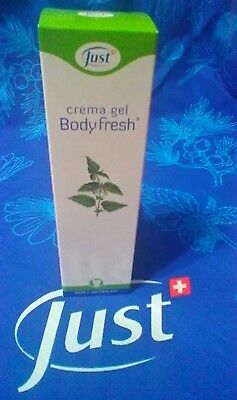 crema gel bodyfresh just 100ml