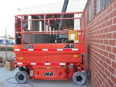 JLG 2030.ES Electric Scissor Lift (EWP)