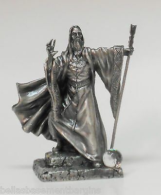 Lord of the Rings by Tudor Mint - Saruman 5052