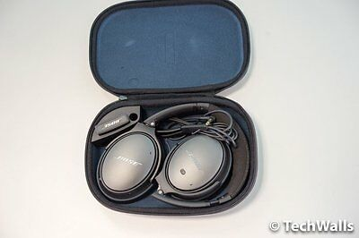 Bose QC25 noise canceling headphones For apple or Anddroid Samsung Devices