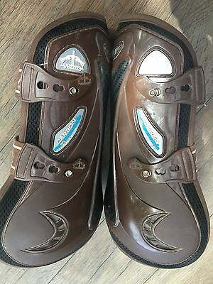 veredus equestrian boots brown carbon Size Large