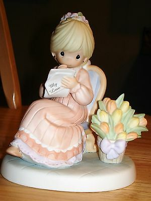 Precious Moments I Love You Forever & Always Figurine #113944 -- 6""