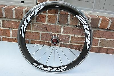 Rear Zipp 404 Wheel 650c Clincher 10 Speed
