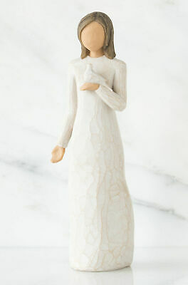 Willow Tree Figurine With Sympathy Bring You Peace by Susan Lordi NEW 27687