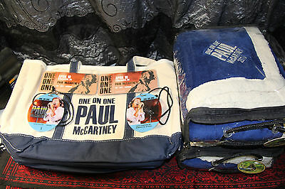 Paul-McCartney One-on-One-Tour-VIP-Merchandise-Swag-Vancouver BC