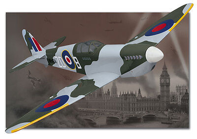 Great Planes ARF .25 Spitfire GP or EP Brand New In Box Free Shipping GPM-A1478