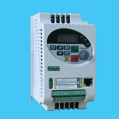 2.2KW 220V AC Variable Frequency Driver For CNC Router Spindle Motors