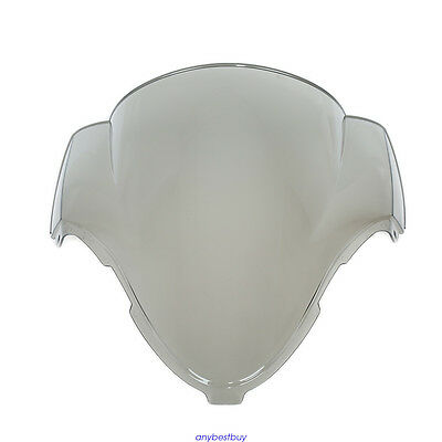 New Smoke Plastic Windscreen Windshield Protector For SUZUKI GSXR1300 1999-2007