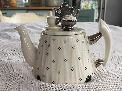 Paul Cardew Victorian Tea Table One Cup Teapot Collectors Item