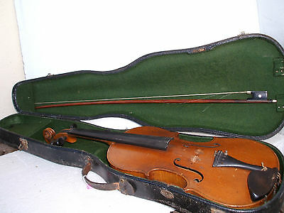 Antique Straduari Straduvarius Copy Fiddle Violin Geige Violine Violino Violon