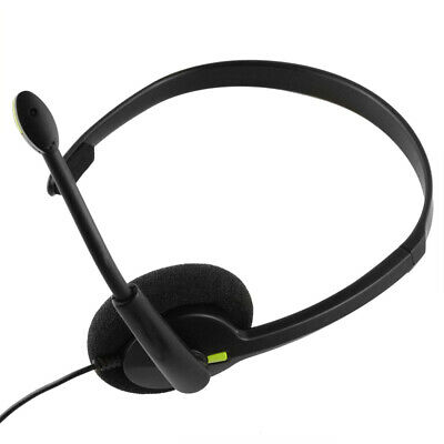 TRIXES Black Xbox One Compatible Chat Headset