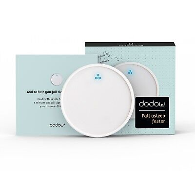 Dodow - More Than 60 000 Users Are Falling Asleep Faster Sleeping Aid