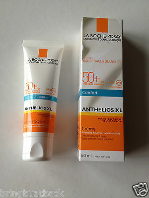 La Roche Posay Anthelios XL SPF 50+ Cream Comfort (Tinted or Clear)