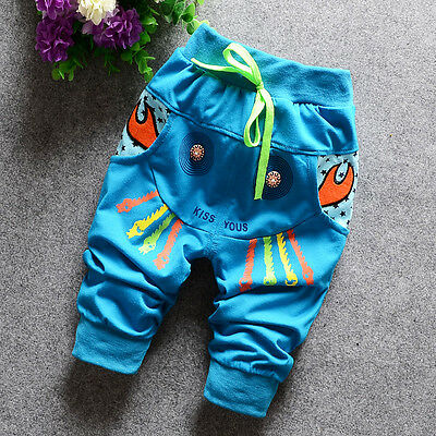 DIIMUU Kids Baby Boys Clothes Clothing Pants Trousers Toddler Boy Summer Shorts