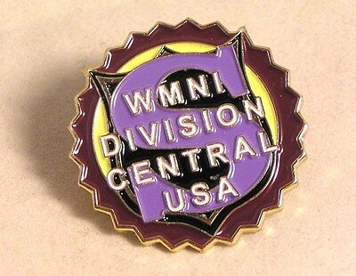 Salvation Army- USA PIN - WMNI DIVISIONCENTRAL TERRITORY