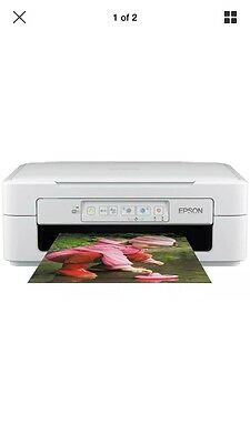 Epson XP-247 All-in-One WiFi Printer ON Ink