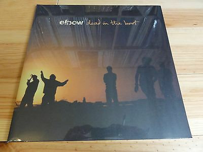 Elbow ‎– Dead In The Boot Vinyl 2LP NEW first press