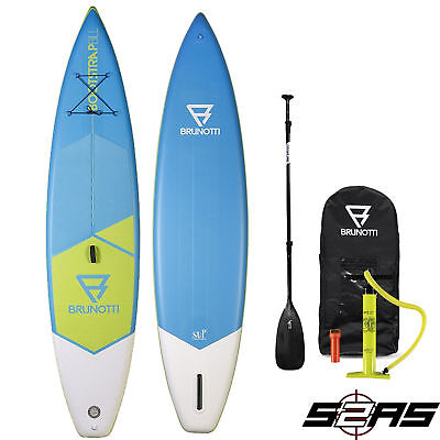 2017 Brunotti Bootstrap Bill Inflatable Stand-Up Paddleboard
