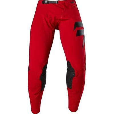 SHIFT 3LUE BLUE LABEL RISEN Limited Edition 2017 Motocross Hose - rot Motocross